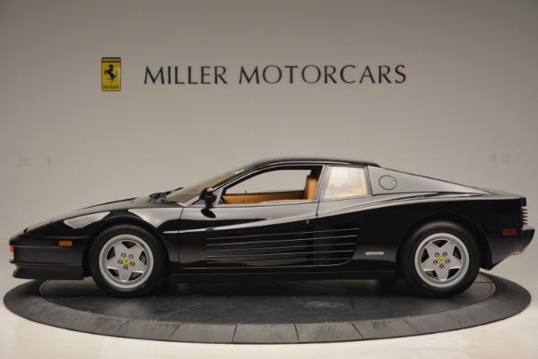 Used 1989 Ferrari Testarossa for sale Sold at Maserati of Westport in Westport CT 06880 3