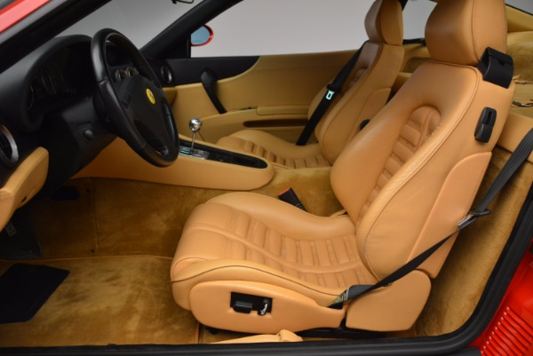 Used 2000 Ferrari 550 Maranello for sale Sold at Maserati of Westport in Westport CT 06880 14