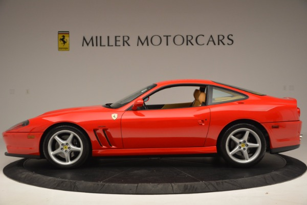 Used 2000 Ferrari 550 Maranello for sale Sold at Maserati of Westport in Westport CT 06880 3