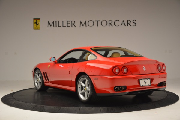 Used 2000 Ferrari 550 Maranello for sale Sold at Maserati of Westport in Westport CT 06880 5