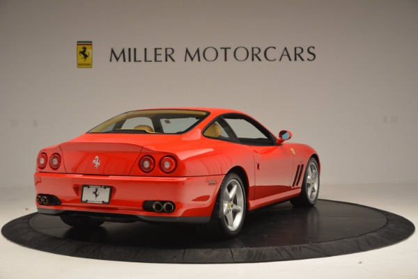 Used 2000 Ferrari 550 Maranello for sale Sold at Maserati of Westport in Westport CT 06880 7