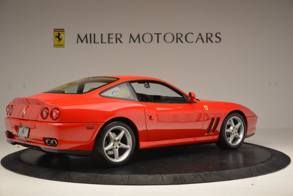 Used 2000 Ferrari 550 Maranello for sale Sold at Maserati of Westport in Westport CT 06880 8