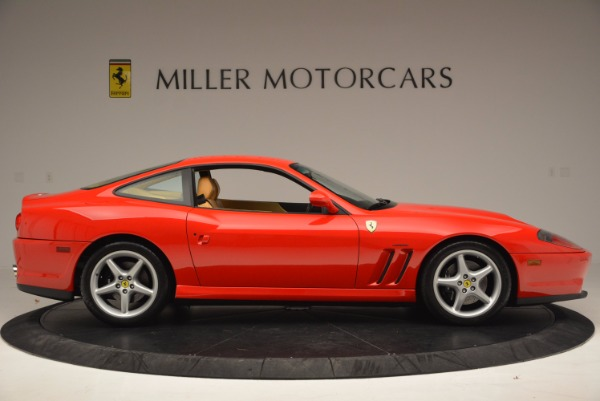 Used 2000 Ferrari 550 Maranello for sale Sold at Maserati of Westport in Westport CT 06880 9