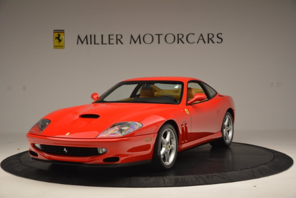 Used 2000 Ferrari 550 Maranello for sale Sold at Maserati of Westport in Westport CT 06880 1