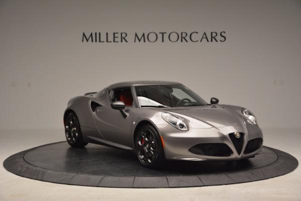 New 2016 Alfa Romeo 4C for sale Sold at Maserati of Westport in Westport CT 06880 11