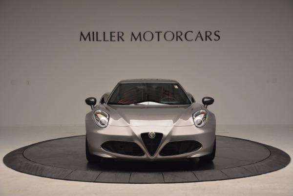 New 2016 Alfa Romeo 4C for sale Sold at Maserati of Westport in Westport CT 06880 12