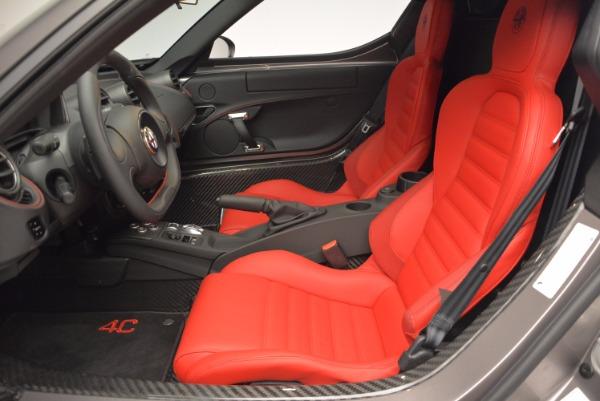 New 2016 Alfa Romeo 4C for sale Sold at Maserati of Westport in Westport CT 06880 14