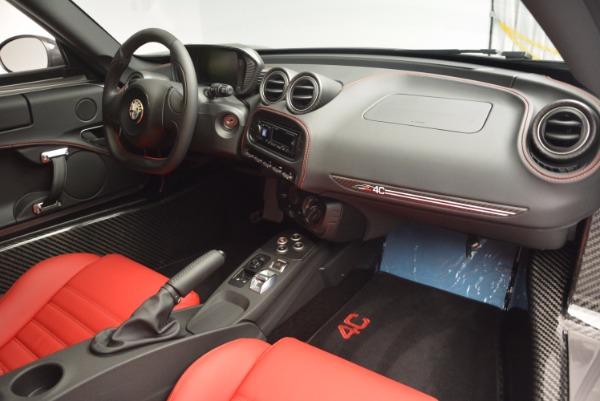 New 2016 Alfa Romeo 4C for sale Sold at Maserati of Westport in Westport CT 06880 17