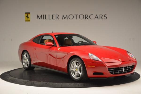 Used 2005 Ferrari 612 Scaglietti for sale Sold at Maserati of Westport in Westport CT 06880 11