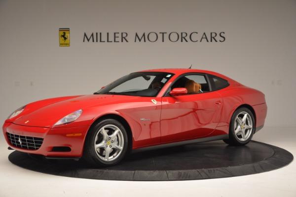 Used 2005 Ferrari 612 Scaglietti for sale Sold at Maserati of Westport in Westport CT 06880 2