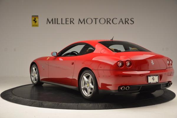 Used 2005 Ferrari 612 Scaglietti for sale Sold at Maserati of Westport in Westport CT 06880 5
