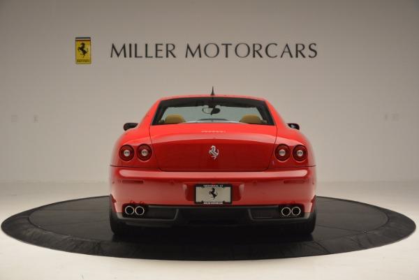 Used 2005 Ferrari 612 Scaglietti for sale Sold at Maserati of Westport in Westport CT 06880 6