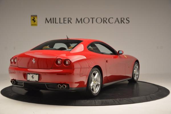 Used 2005 Ferrari 612 Scaglietti for sale Sold at Maserati of Westport in Westport CT 06880 7