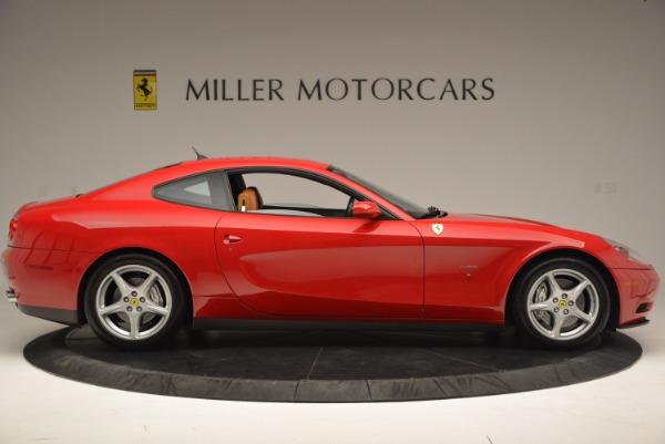Used 2005 Ferrari 612 Scaglietti for sale Sold at Maserati of Westport in Westport CT 06880 9