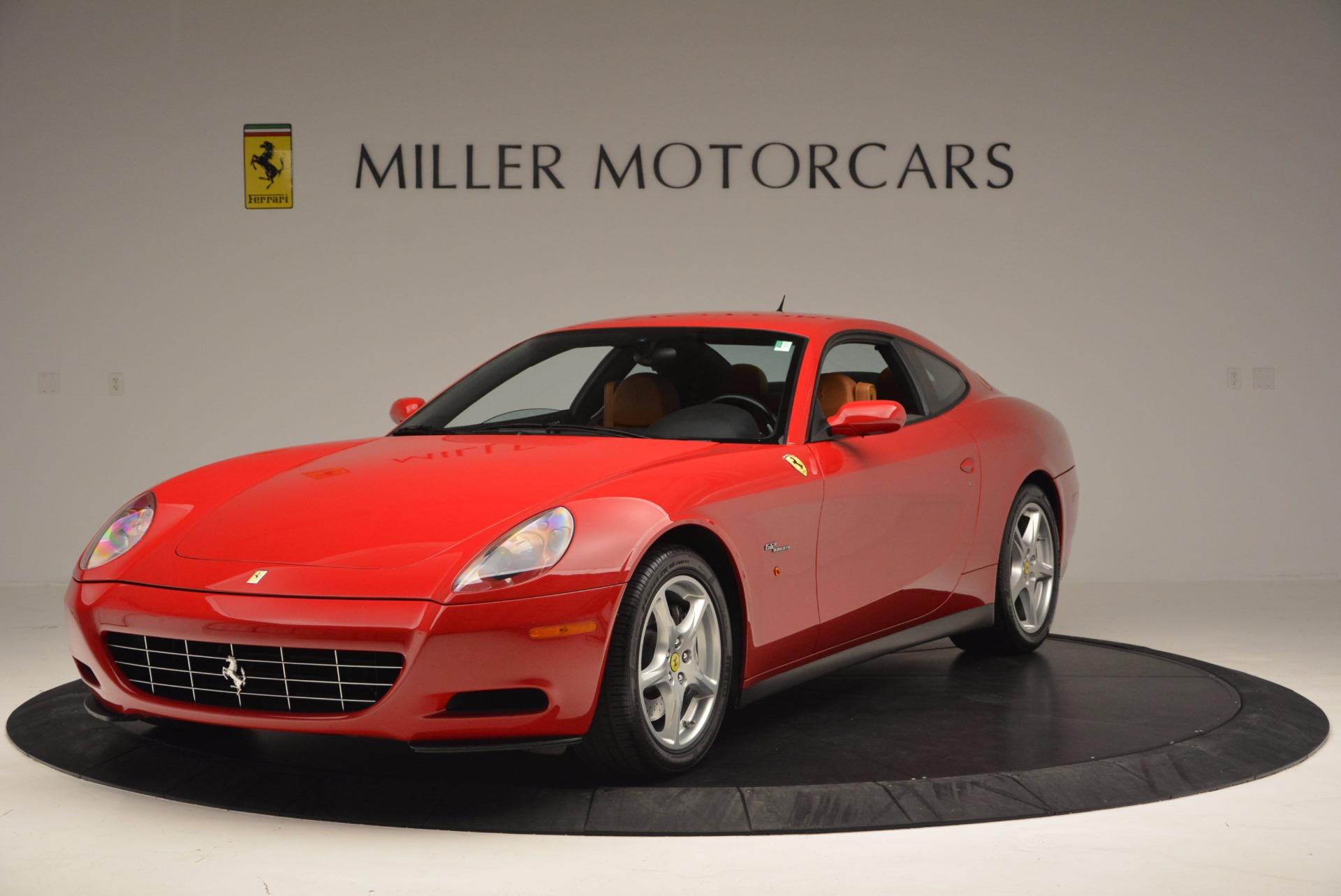 Used 2005 Ferrari 612 Scaglietti for sale Sold at Maserati of Westport in Westport CT 06880 1