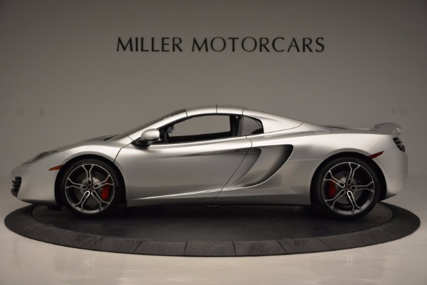 Used 2014 McLaren MP4-12C Spider for sale Sold at Maserati of Westport in Westport CT 06880 16