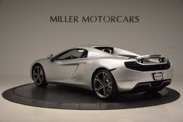 Used 2014 McLaren MP4-12C Spider for sale Sold at Maserati of Westport in Westport CT 06880 17