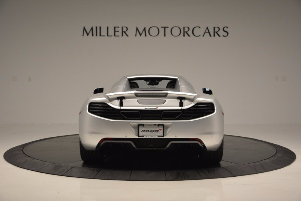 Used 2014 McLaren MP4-12C Spider for sale Sold at Maserati of Westport in Westport CT 06880 18