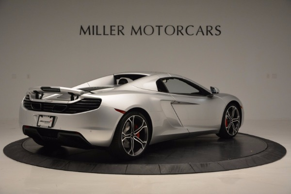 Used 2014 McLaren MP4-12C Spider for sale Sold at Maserati of Westport in Westport CT 06880 19