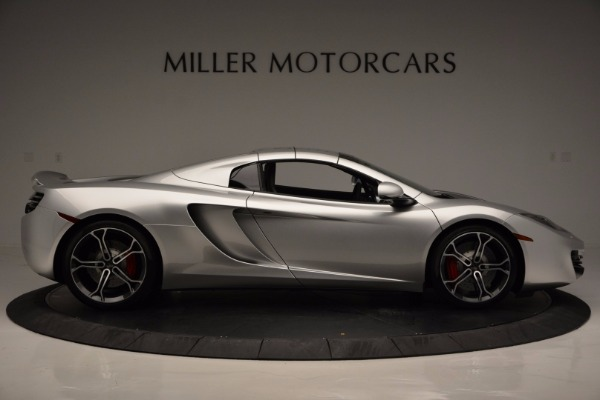 Used 2014 McLaren MP4-12C Spider for sale Sold at Maserati of Westport in Westport CT 06880 20