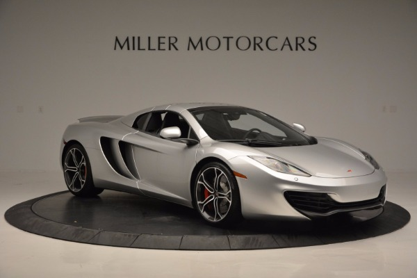 Used 2014 McLaren MP4-12C Spider for sale Sold at Maserati of Westport in Westport CT 06880 21