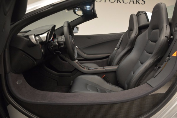 Used 2014 McLaren MP4-12C Spider for sale Sold at Maserati of Westport in Westport CT 06880 23