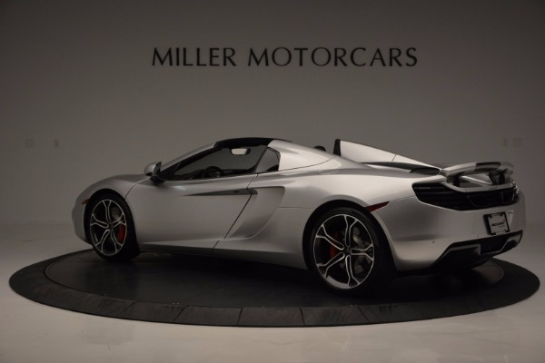 Used 2014 McLaren MP4-12C Spider for sale Sold at Maserati of Westport in Westport CT 06880 4