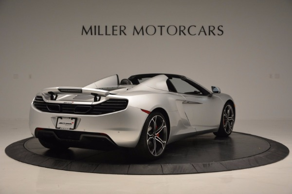 Used 2014 McLaren MP4-12C Spider for sale Sold at Maserati of Westport in Westport CT 06880 7