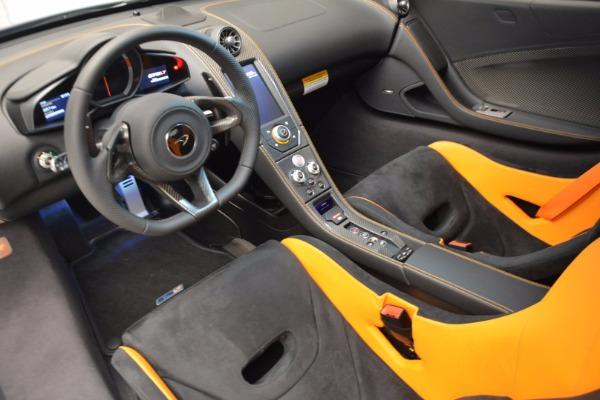Used 2016 McLaren 675LT for sale Sold at Maserati of Westport in Westport CT 06880 16