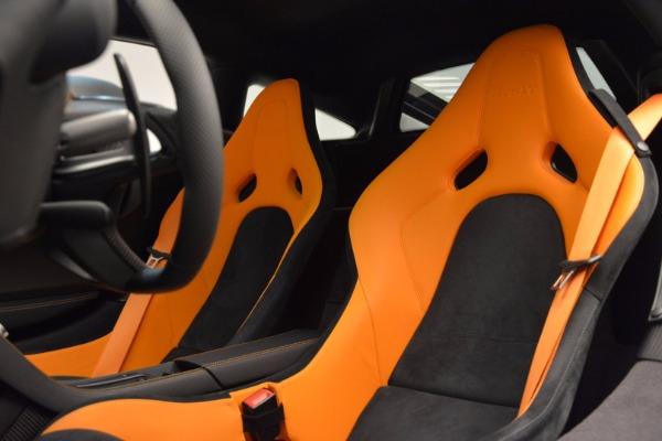 Used 2016 McLaren 675LT for sale Sold at Maserati of Westport in Westport CT 06880 18