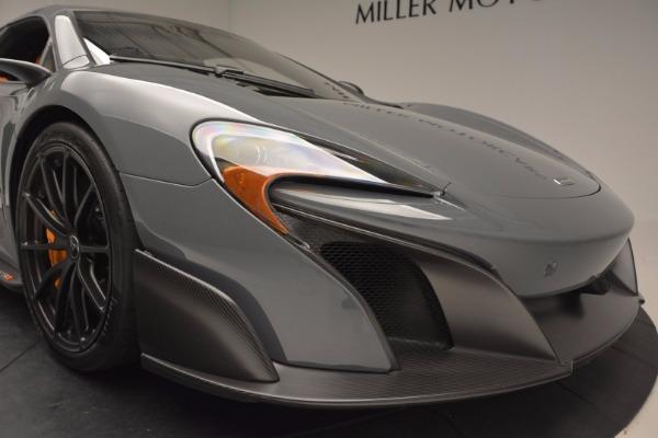 Used 2016 McLaren 675LT for sale Sold at Maserati of Westport in Westport CT 06880 22