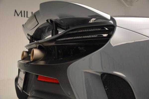 Used 2016 McLaren 675LT for sale Sold at Maserati of Westport in Westport CT 06880 26