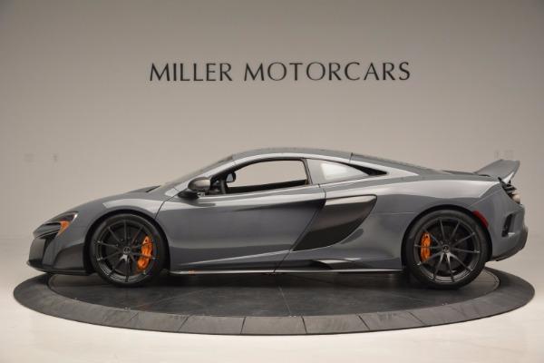 Used 2016 McLaren 675LT for sale Sold at Maserati of Westport in Westport CT 06880 3