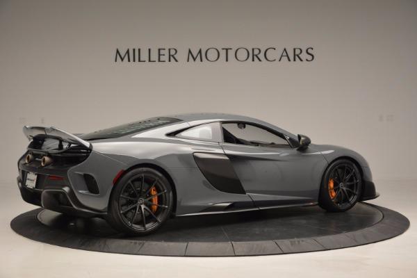 Used 2016 McLaren 675LT for sale Sold at Maserati of Westport in Westport CT 06880 8