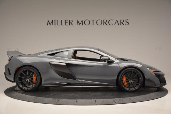 Used 2016 McLaren 675LT for sale Sold at Maserati of Westport in Westport CT 06880 9