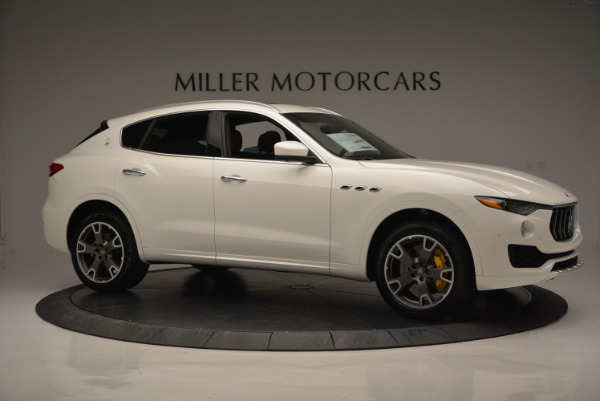 New 2017 Maserati Levante S for sale Sold at Maserati of Westport in Westport CT 06880 10