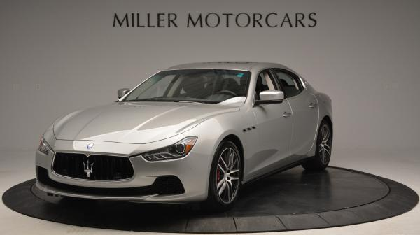 New 2016 Maserati Ghibli S Q4 for sale Sold at Maserati of Westport in Westport CT 06880 1