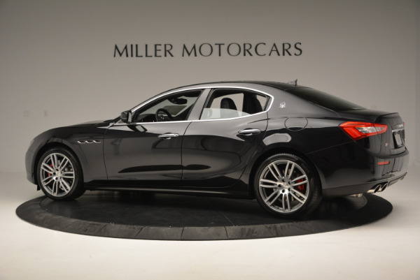 New 2017 Maserati Ghibli S Q4 for sale Sold at Maserati of Westport in Westport CT 06880 4