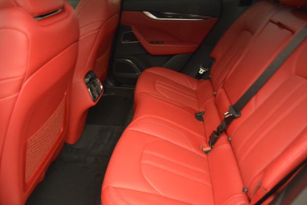 Used 2017 Maserati Levante Ex Service Loaner for sale Sold at Maserati of Westport in Westport CT 06880 19