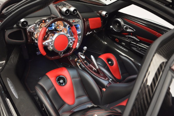 Used 2014 Pagani Huyara for sale Sold at Maserati of Westport in Westport CT 06880 10