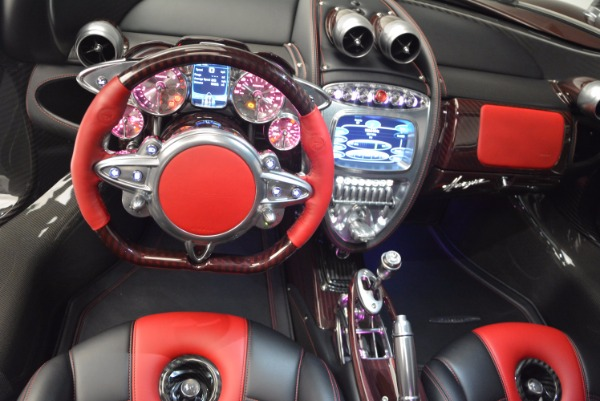 Used 2014 Pagani Huyara for sale Sold at Maserati of Westport in Westport CT 06880 12