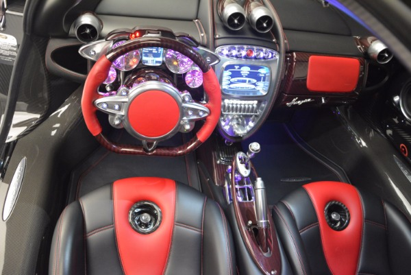 Used 2014 Pagani Huyara for sale Sold at Maserati of Westport in Westport CT 06880 13