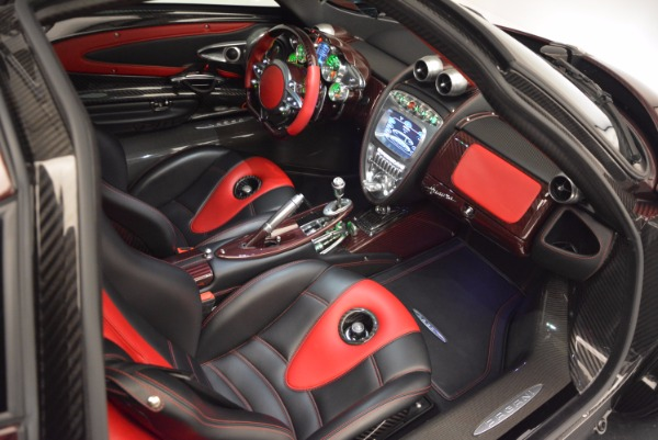 Used 2014 Pagani Huyara for sale Sold at Maserati of Westport in Westport CT 06880 14