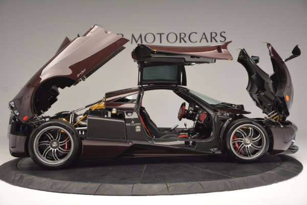 Used 2014 Pagani Huyara for sale Sold at Maserati of Westport in Westport CT 06880 17