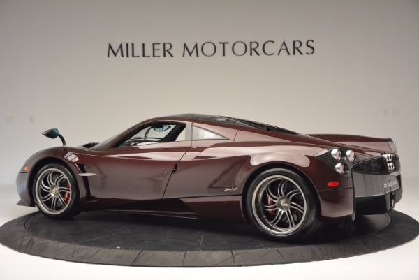 Used 2014 Pagani Huyara for sale Sold at Maserati of Westport in Westport CT 06880 3