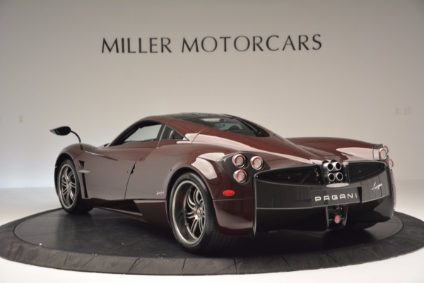 Used 2014 Pagani Huyara for sale Sold at Maserati of Westport in Westport CT 06880 4