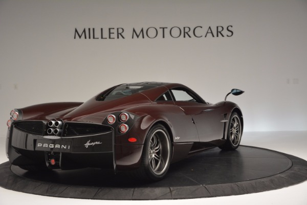 Used 2014 Pagani Huyara for sale Sold at Maserati of Westport in Westport CT 06880 6