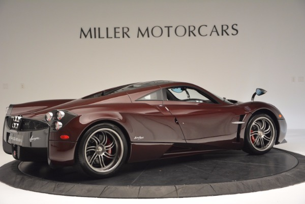 Used 2014 Pagani Huyara for sale Sold at Maserati of Westport in Westport CT 06880 7