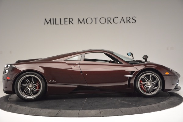 Used 2014 Pagani Huyara for sale Sold at Maserati of Westport in Westport CT 06880 8