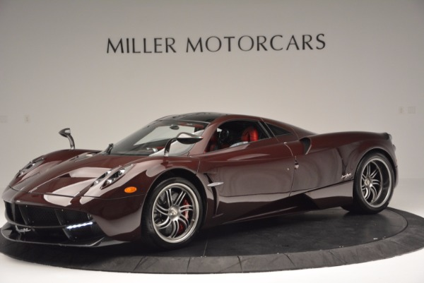 Used 2014 Pagani Huyara for sale Sold at Maserati of Westport in Westport CT 06880 1